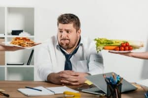 What are the relationship between lifestyle and weight management