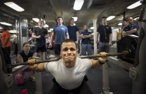How Much Does a Smith Machine Bar Weigh for weightlifting
