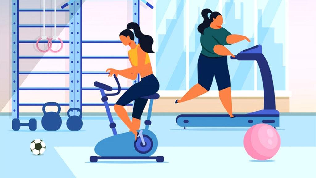 Treadmill vs Stationary Bike