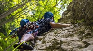 Types of Rock Climbing indoor and outdoor