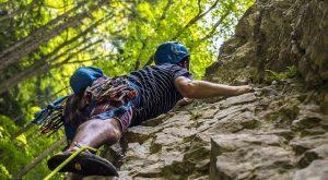 Types of Rock Climbing indoor and outdoor