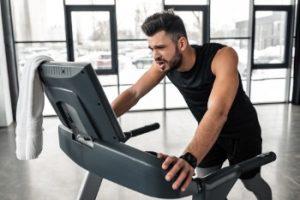 Treadmill Turns On But Wont Run