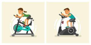 Stationary Bikes vs Spin Bikes